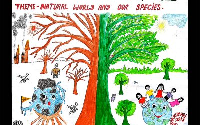"""""""Save Tree, Nature and Ourself"""""""
