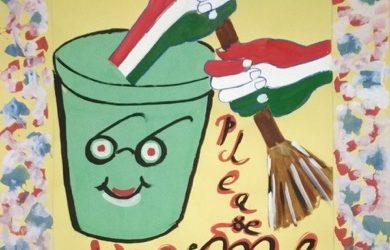 """Necessary use of dustbin"""